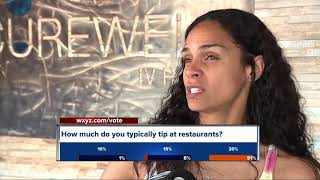 We're finding out: When and where you should leave a tip