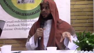 Raadka ay Fitntu ku reebto qofka Muslimka ah 4aad Sh Abu Dalxa