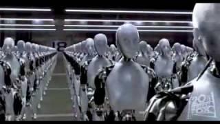 Eu, Robô - Trailer