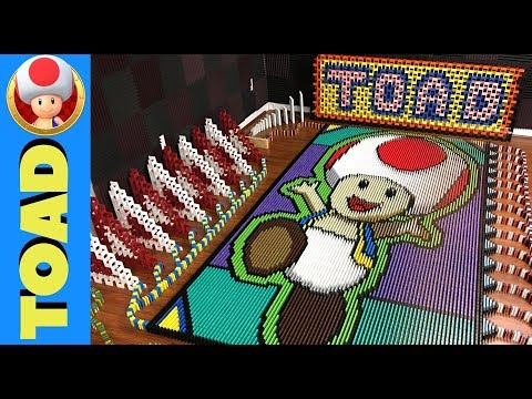 Toad in 20 036 Dominos