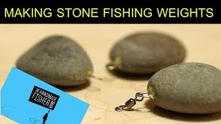 Video Making stone fishing weights or sinkers MP3, 3GP, MP4, WEBM, AVI, FLV Maret 2019