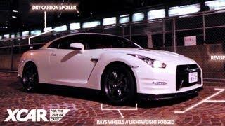 Nissan GT-R R35 Egoist In Tokyo - XCAR
