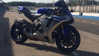 3. 2016 Yamaha YZF R1 1200 Mile Real World Review