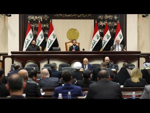 Le Parlement irakien demande l'expulsion des troupes de la coalition internationale