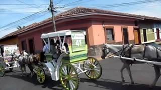 Granada Nicaragua  City new picture : Granada Nicaragua Full Tour HD Exeprience
