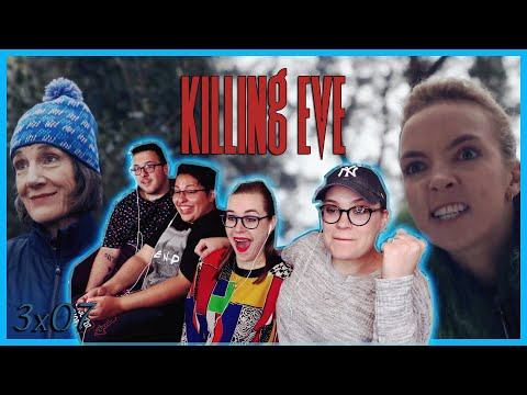 "Killing Eve Season 3 Episode 7 ""Beautiful Monster"" REACTION!"