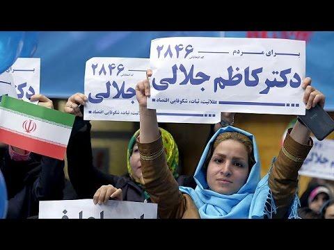 Ιράν: Βουλευτικές εκλογές-σφυγμομέτρηση για τον Χασάν Ροχανί