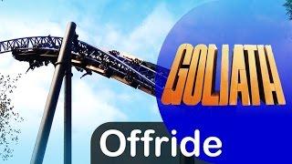 In deze video zie je de mega achtbaan Goliath vanuit alle hoeken en kanten.Vond je dit een leuke video, abonneer door hier te klikken en mis niks: https://www.youtube.com/channel/UCSQN_AQfA21lUyn4g7fJ0dQ?sub_confirmation=1