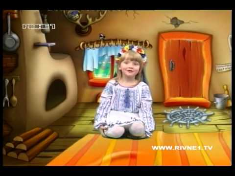 """Дитяча телестудія """"Рівне 1"""" [99-й випуск]"""