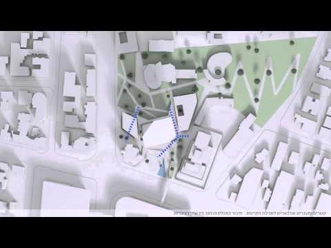 ההצעה הזוכה למבנה החדש של עיריית נתניה