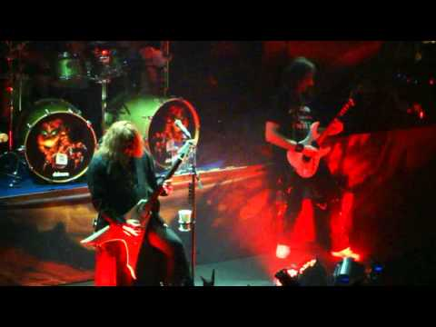 Tekst piosenki Gamma Ray - Empire of the undead po polsku