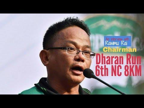 (Dharan Run 6th New Charity Race 8KM : Rawmu Rai ...29 min.)