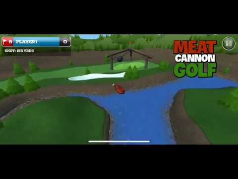 'Meat Cannon Golf' is a Completely Absurd Golfing Game for Carnivores, Currently Accepting Beta Testers