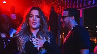 Keeping Up With The Kardashians - Lamar Crashes French Montana's Party