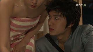 Video Lee Min Ho Funny Moments Shower Scene Pt 1 MP3, 3GP, MP4, WEBM, AVI, FLV Desember 2017