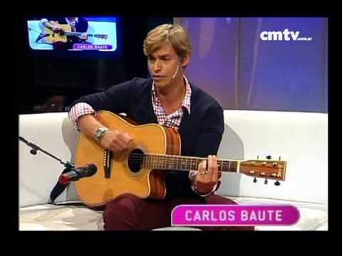 Carlos Baute video El buzón de tu corazón - CM Xpress - Agosto 2014