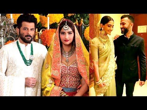 Sonam Kapoor & Anand Ahuja's Wedding Sangeet | Choreogaphed By Farah Khan