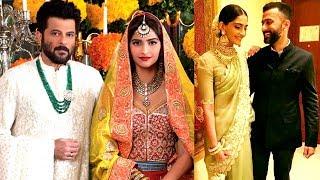 Video Sonam Kapoor & Anand Ahuja's Wedding Sangeet | Choreogaphed By Farah Khan download in MP3, 3GP, MP4, WEBM, AVI, FLV January 2017