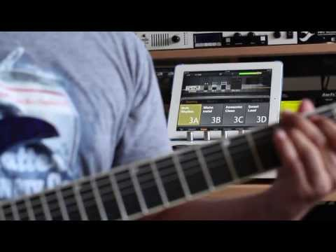 bulb - A video demo of the Jamup Pro app. I am using the Ola Englund War amp model. Guitar is my Jackson Custom 7 string tuned to Drop Ab, loaded with BKP Juggernau...