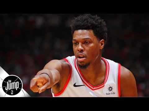 Video: Kyle Lowry says Raptors can still 'run it back' without Kawhi Leonard | BS or Real Talk | The Jump