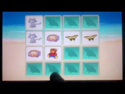 Video of Kids Socks And Memory Game