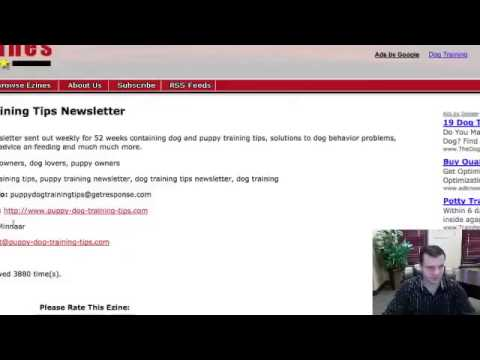 Clickbank Affiliate Marketing Training Video 3