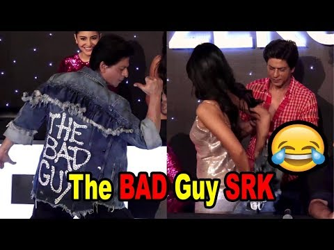 The BAD Guy SRK | Hotness and Cuteness Overloaded with Katrina Kaif