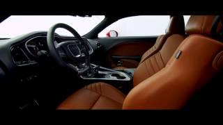 2015 Dodge Challenger SRT Hellcat - Interior