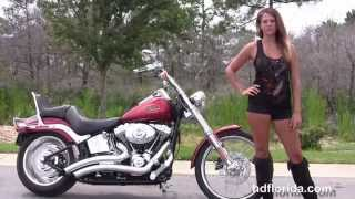 7. Used 2008 Harley Davidson Softail Custom Motorcycles for sale