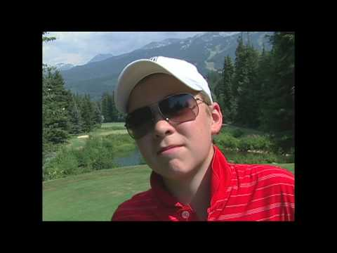 Nike Junior Golf Schools, Whistler, British Columbia, Canada