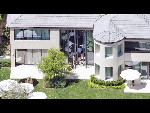 Kim Kardashian And Kanye West Host Massive Easter Party At Bel Air Estate