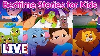 Video ChuChu TV Storytime - Bedtime Stories For Kids in English - Live Stream MP3, 3GP, MP4, WEBM, AVI, FLV Oktober 2018