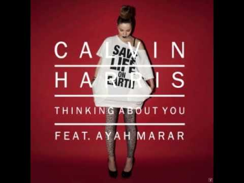 Calvin Harris feat  Ayah Marar   Thinking About You (Michael Brun Remix)