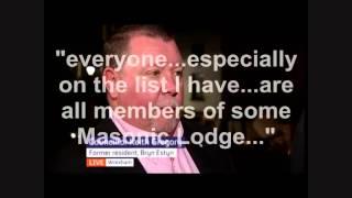 UK Sex Abuse: Freemasonry Needs Investigating! pt1