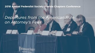 Click to play: Departures from the American Rule on Attorney's Fees