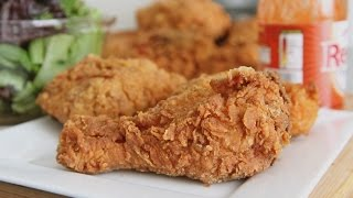 Crispy Spicy Fried Chicken Recipe