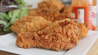 Crispy Spicy Fried Chicken Recipe