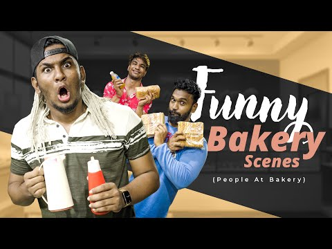 Funny Bakery Scenes | Warangal Diaries Comedy Video