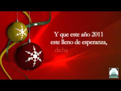 Video tarjeta de navidad para empresas visualpro c a - Mensajes navidenos para empresas ...