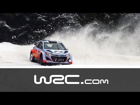 WRC Sweden - Stages 8-11