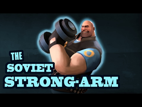 [SFM] The Soviet Strong-Arm! [taunt]