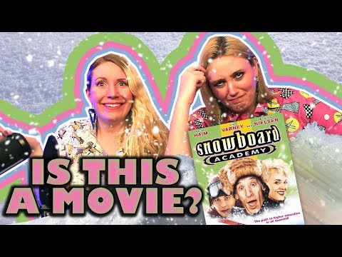 Snowboard Academy: Is This A Movie? (movie Nights) (w/ Kaylyn Saucedo)