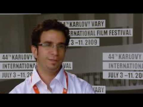 Boriboj - In this interview, recorded at the Karlovy Vary IFF in the Czech Republic in July 2009, director Oren Gvili (Israel) discusses his film Secure Space.