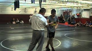 Warrensburg Wrestle Offs 2014 ~ Video #2