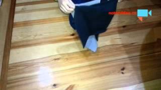 VIDEO DNE: Jak snadno a rychle složit tričko!