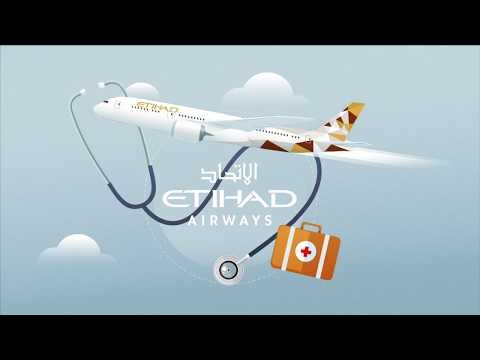 ETIHAD AIRWAYS LAUNCHES DEDICATED IN-FLIGHT GUEST MEDICAL SERVICES
