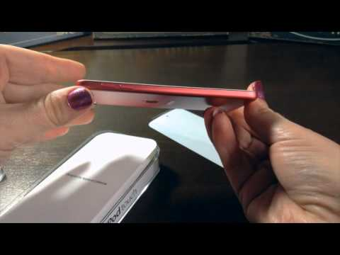 iPod Touch Fifth Generation Unboxing Video