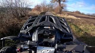 4. Can-am Outlander XT-P 1000R wheelie & hill climbs