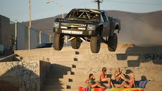 What better place than the city streets of Ensenada Mexico, the home of the Baja 1000, to set the stage for the sequel to Ballistic ...
