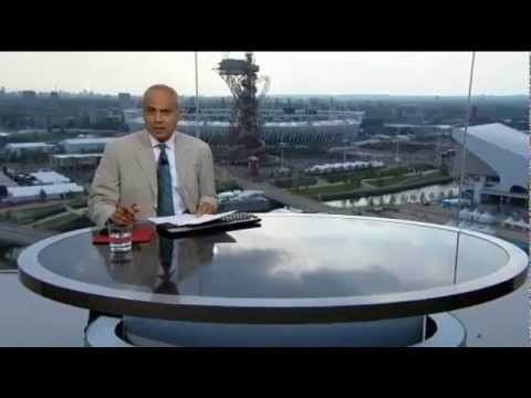 Texhnician - George Alagiah presents a special edition of the BBC News at Six from the Olympic Park in London. This video remains the property of BBC News, I do not claim...